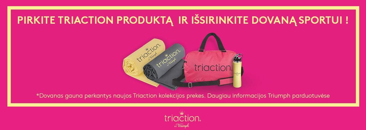 Triaction Dovanos