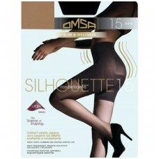 Pėdkelnės OMSA Silhouette modellante 15 Daino