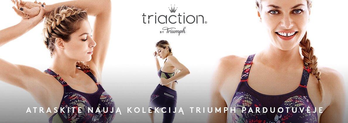 Nauja Triaction kolekcija